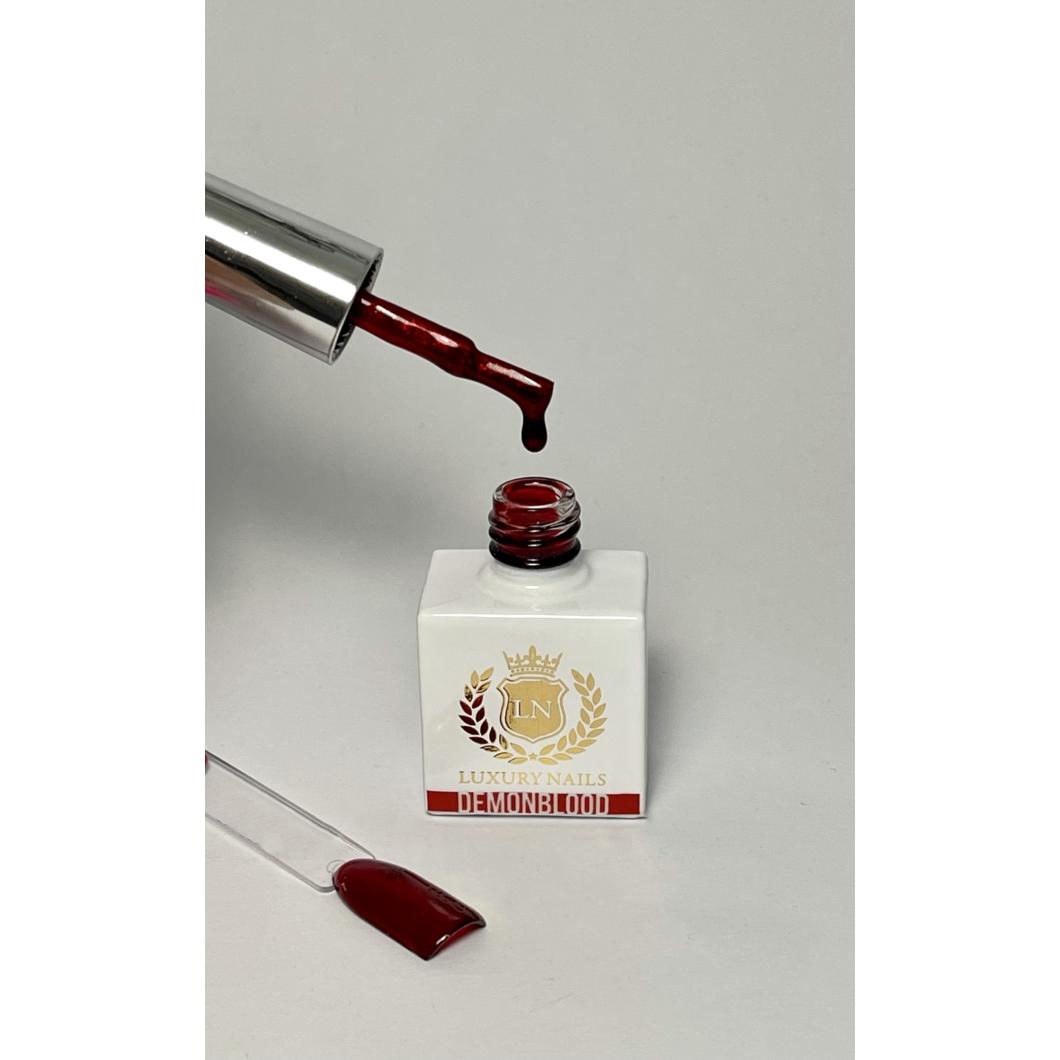 Luxury Bling Gél Lakk B20 - Demonblood 8ml