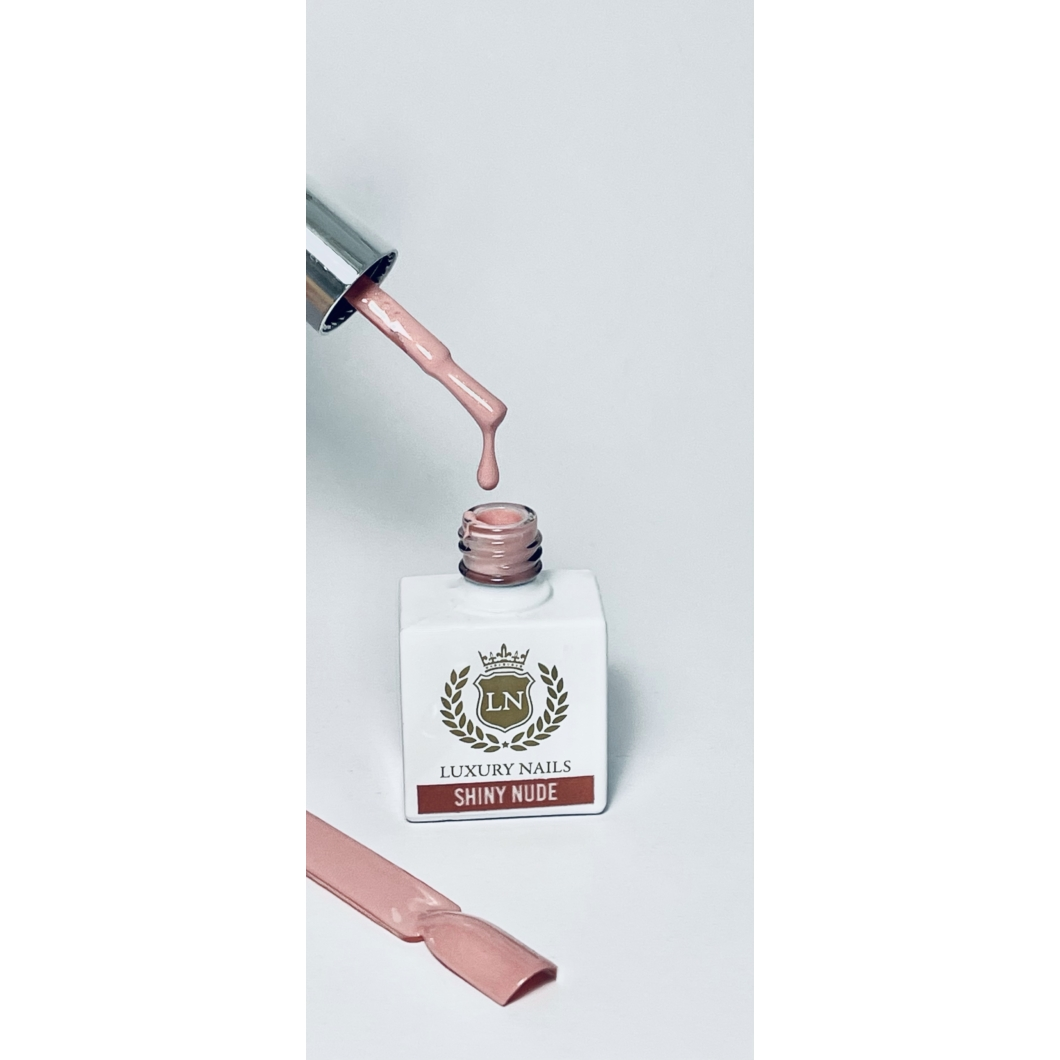 Luxury Gél Lakk 18 - Shiny Nude 8ml