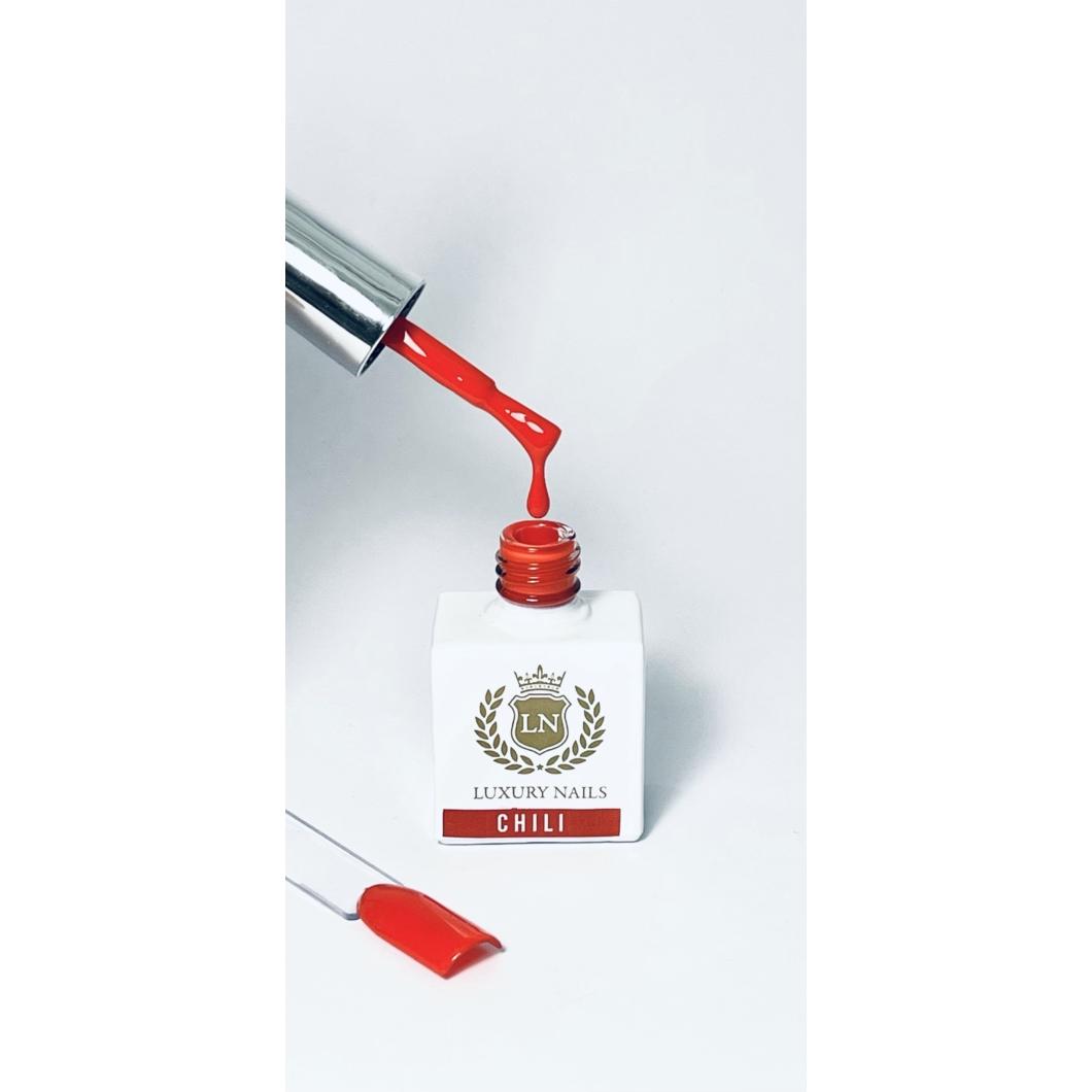 Luxury Gél Lakk 35 - Chili 8ml