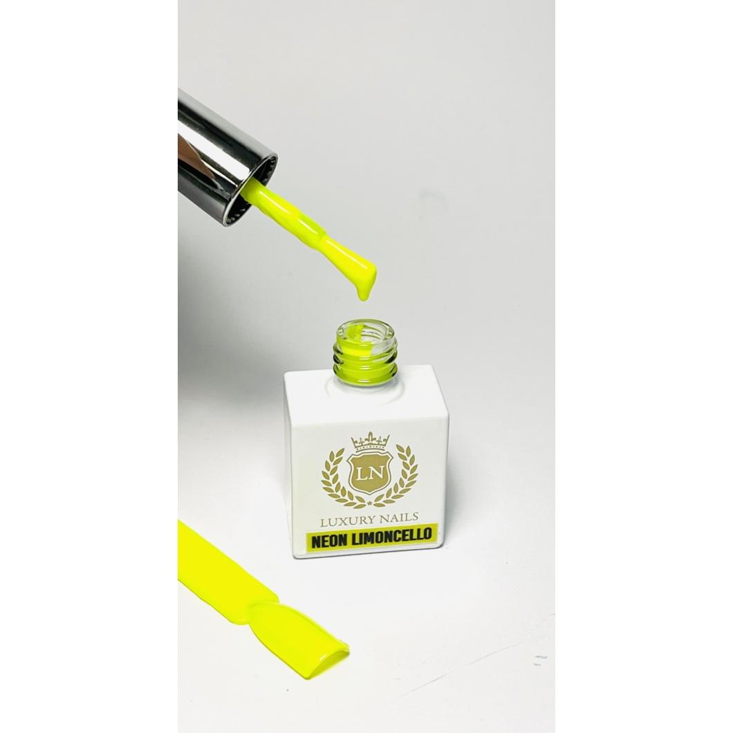 Luxury Gél Lakk 22 - Neon Limoncello 8ml