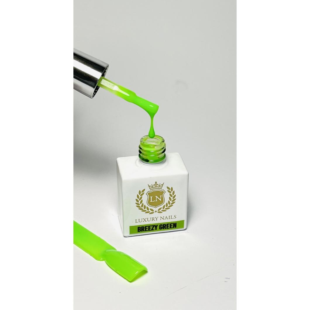 Luxury Gél Lakk 25 - Breezy Green 8ml