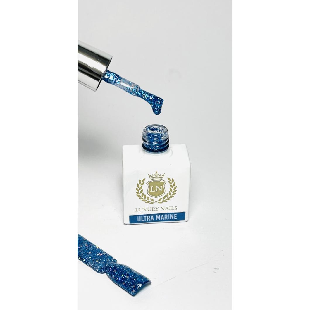 Luxury Bling Gél Lakk B06 - Ultramarine 8ml