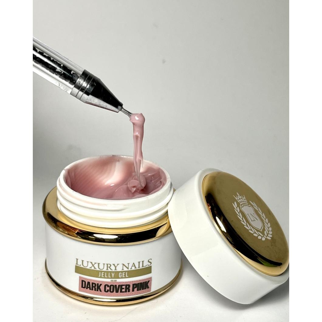 Jelly Gél - Dark Cover Pink 50gr