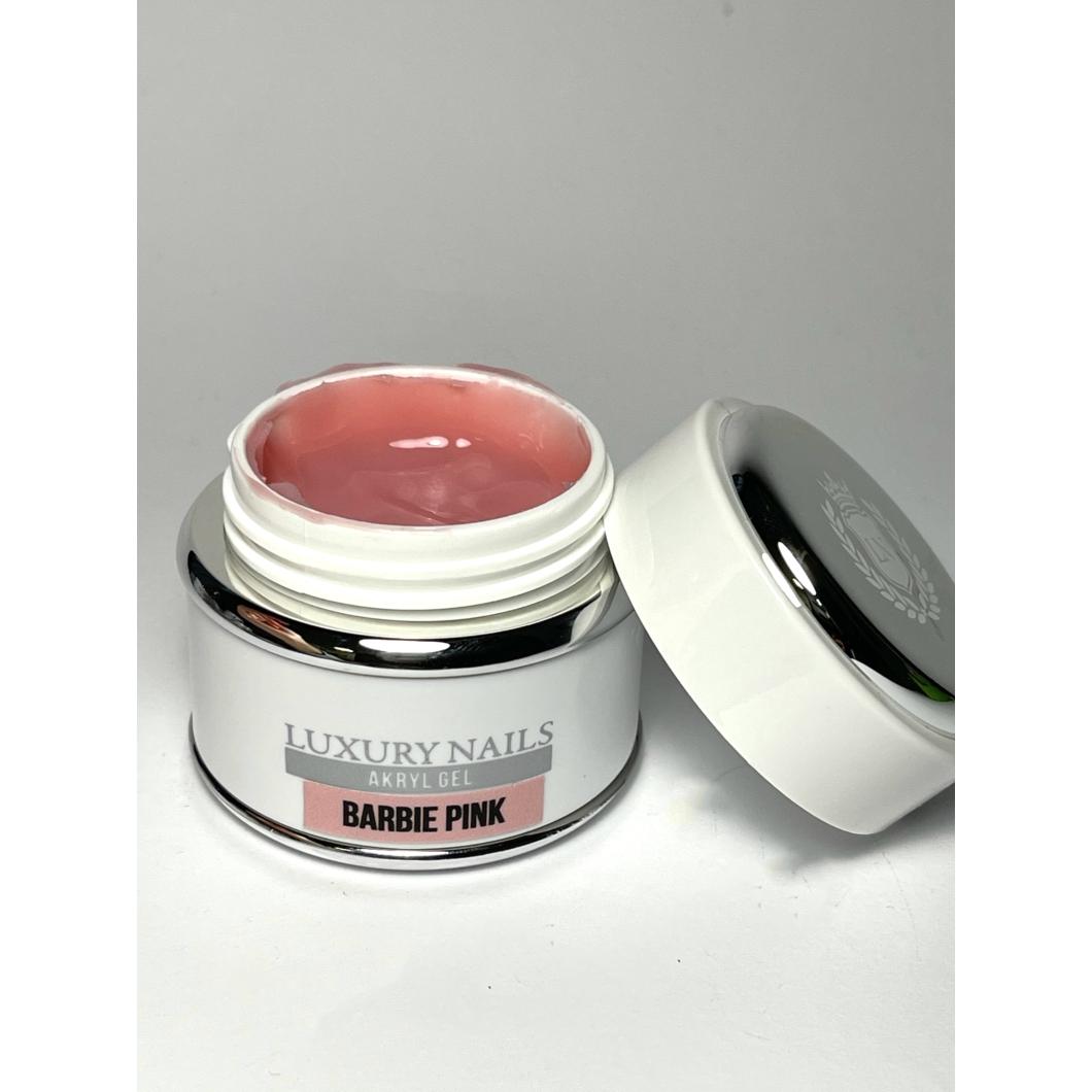 Akryl Gél tégelyes - 05 Barbie Pink 45gr