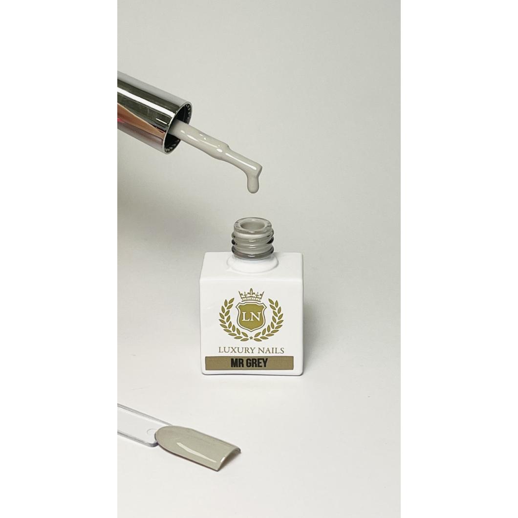 Luxury Gél Lakk 48 - Mr Grey 8ml