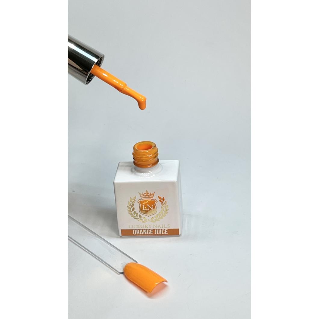 Luxury Gél Lakk 66 - Orange Juice 8ml