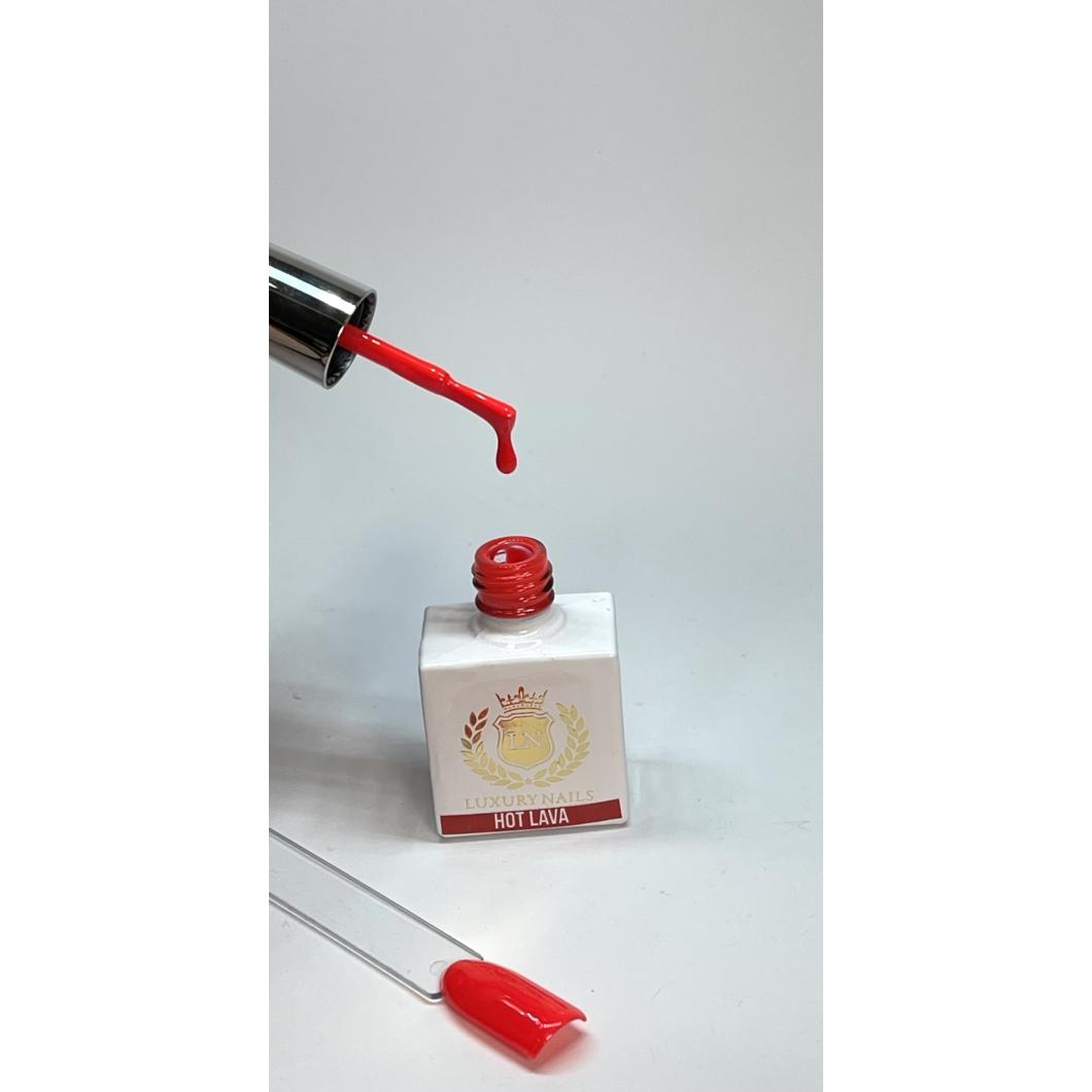 Luxury Gél Lakk 65 - Hot Lava 8ml