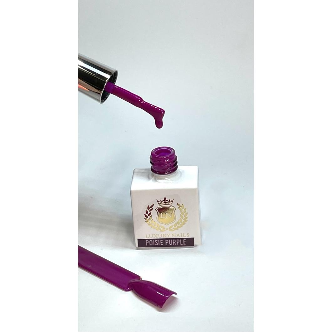 Luxury Gél Lakk 17 - Poisie Purple 8ml