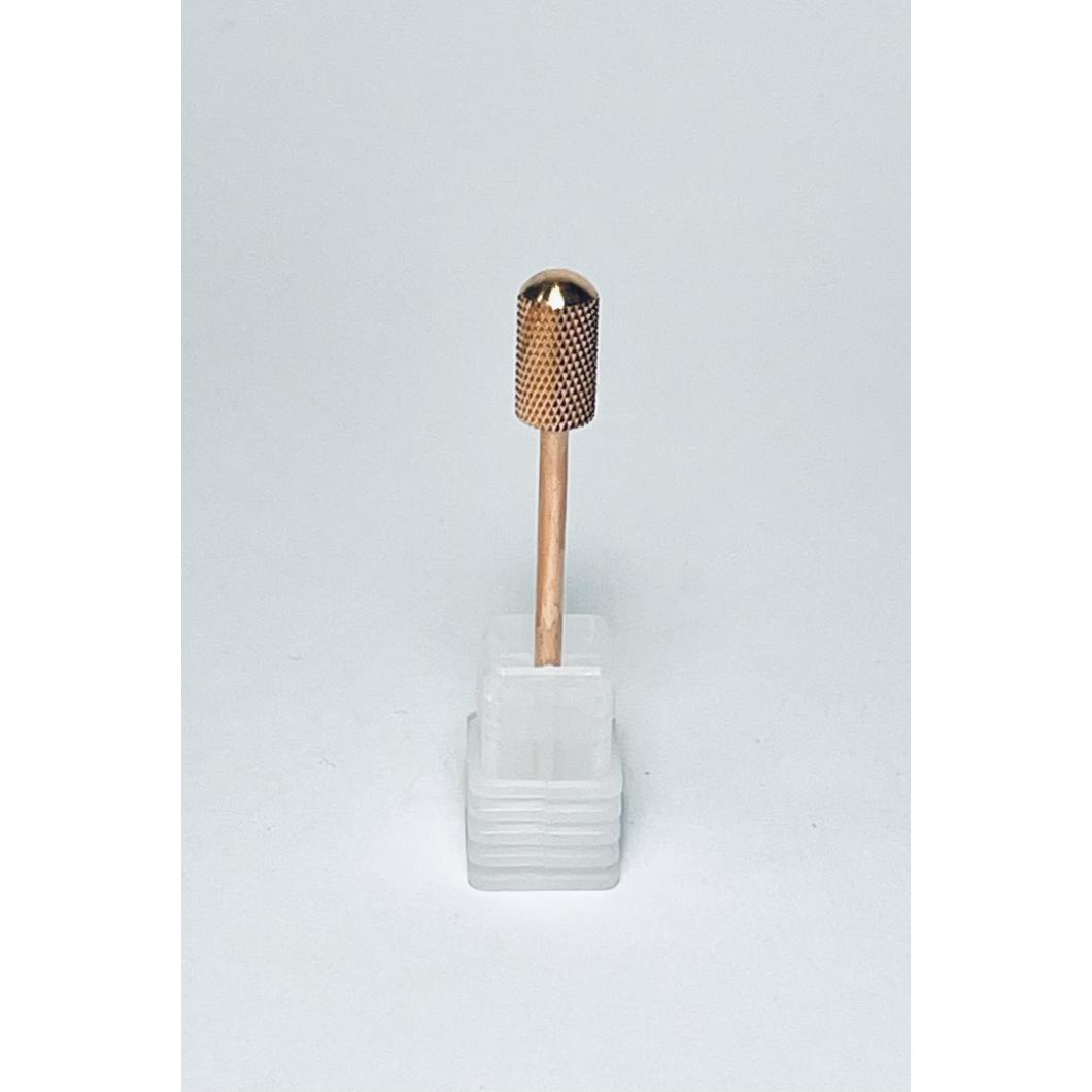 Csiszolófej - henger medium