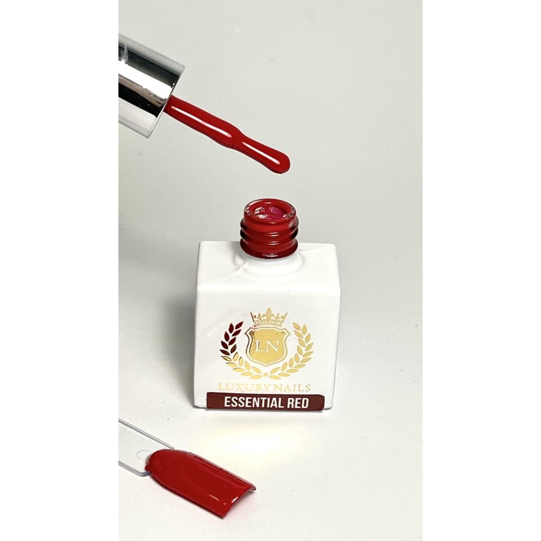 Luxury Gél Lakk 50 - Essential Red 8ml