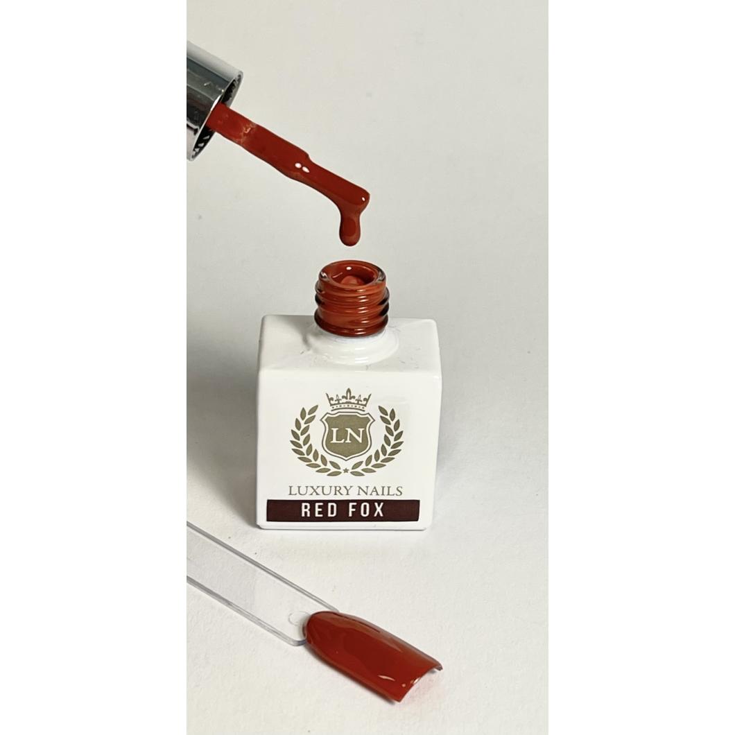 Luxury Gél Lakk 43 - Red Fox 8ml
