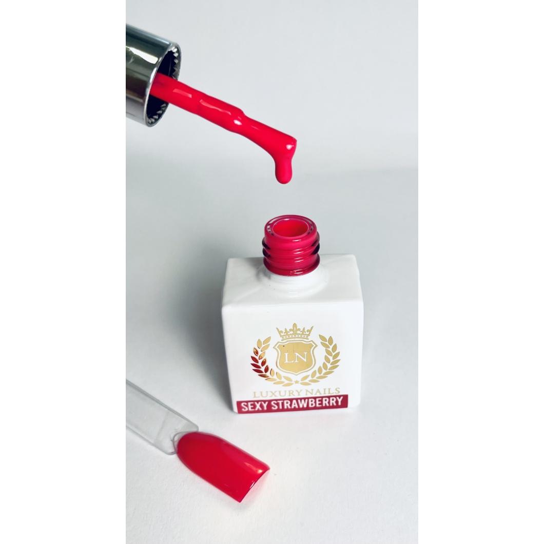 Luxury Gél Lakk 31 - Sexy Strawberry 8ml