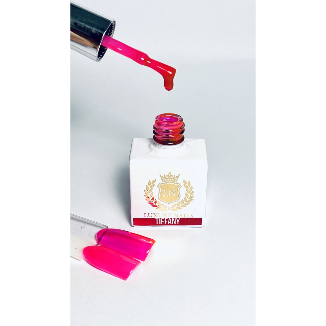 Luxury Tiffany Pink - 01 8ml