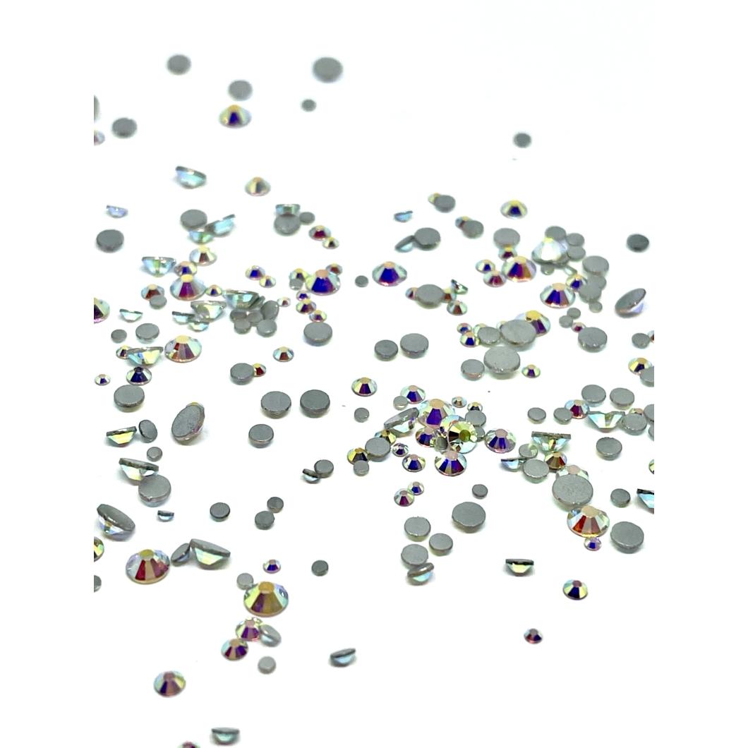 Multicolor Kövek különböző méretben