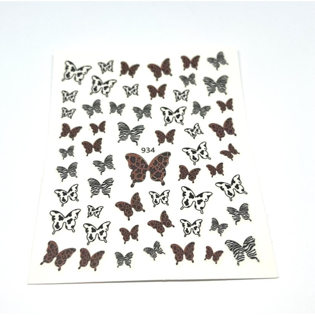 Matrica Butterfly 02