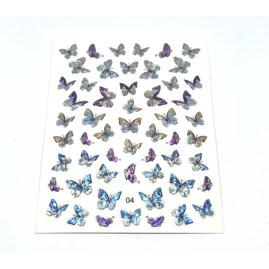 Matrica Butterfly 01