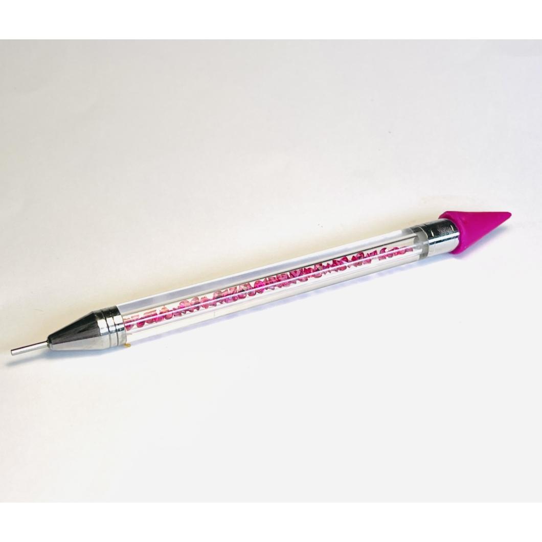 Kőfelszedő  szilikonos ceruza - Fuchsia