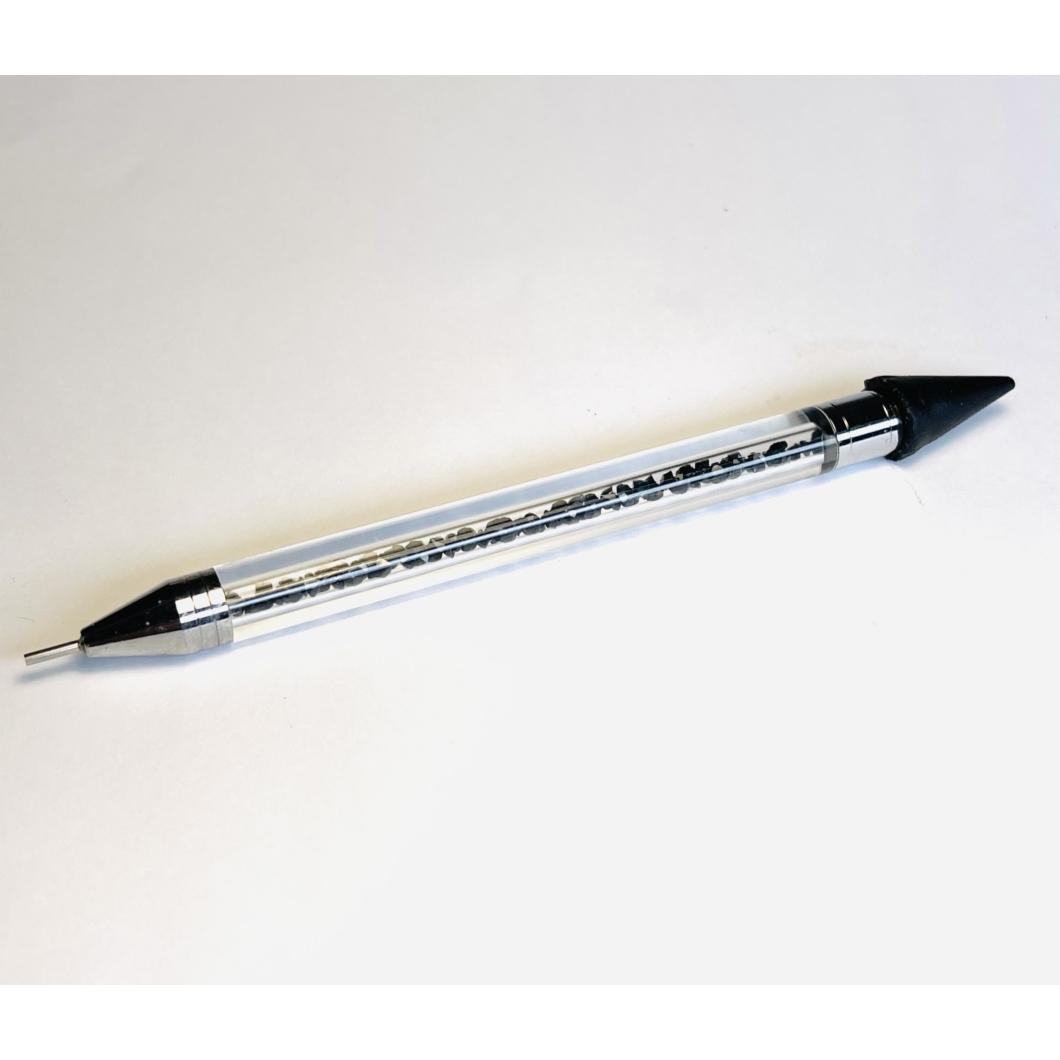 Kőfelszedő  szilikonos ceruza - Fekete