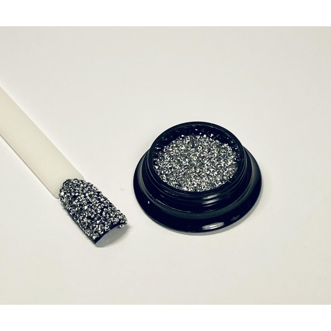Luxury Pixie - Silver