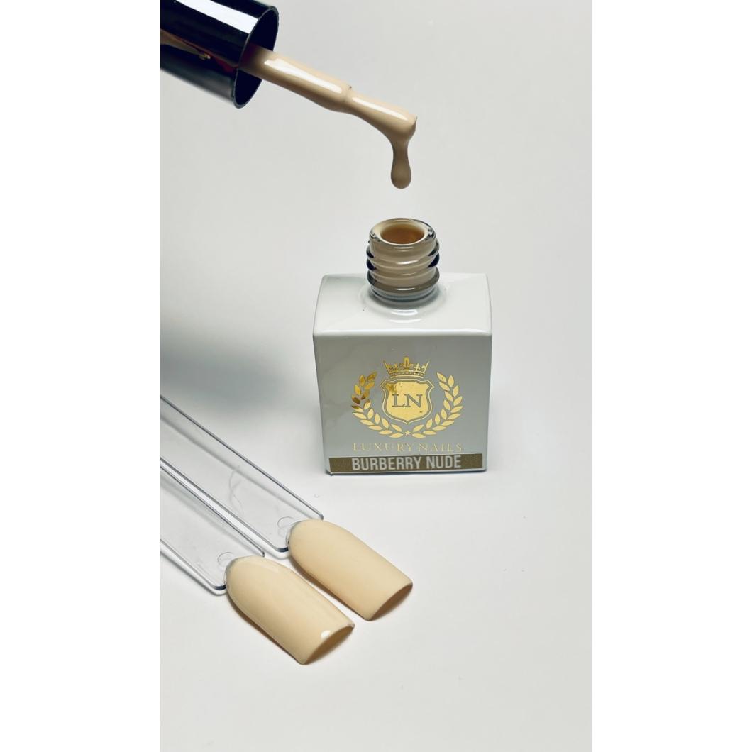 Luxury Gél Lakk 84 - Burberry Nude 8ml