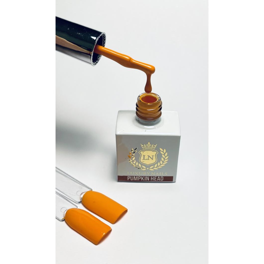 Luxury Gél Lakk 88  - Pumpkin Head 8ml