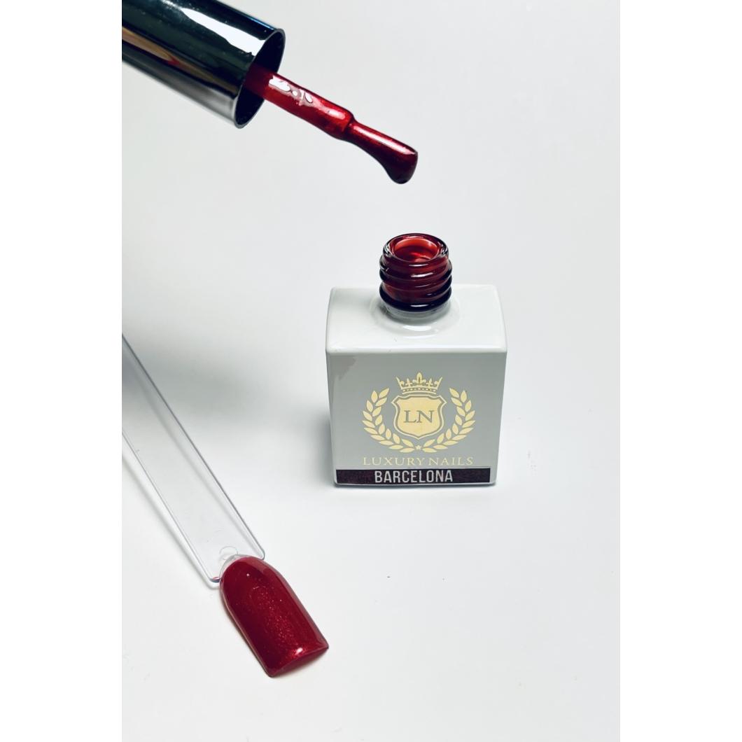 Luxury Gél Lakk 91  - Barcelona 8ml