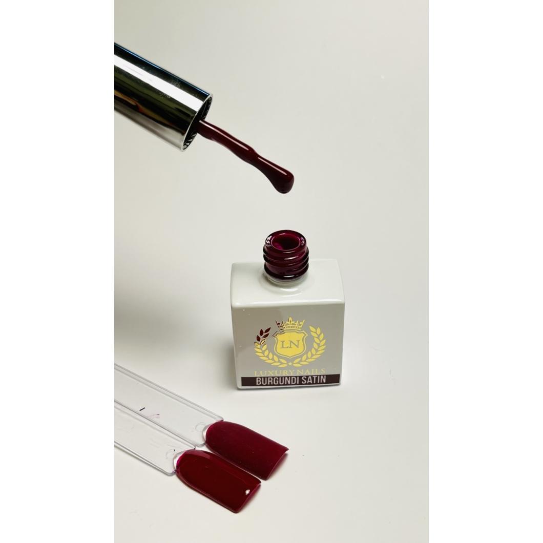 Luxury Gél Lakk 92  - Burgundi Satin 8ml