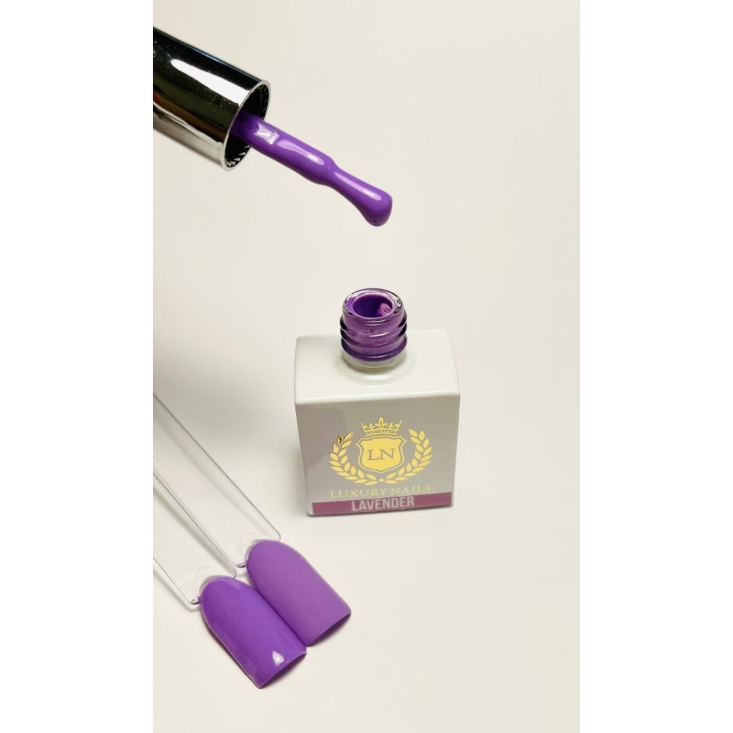 Luxury Gél Lakk 94  - Lavender 8ml
