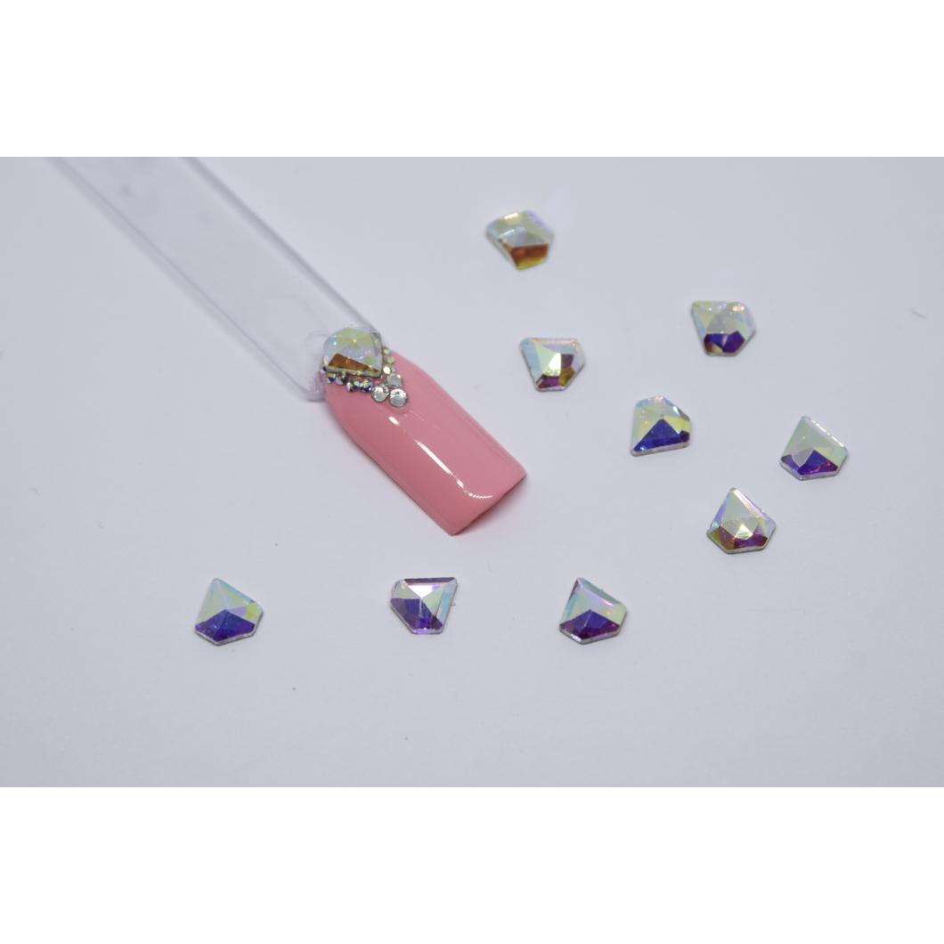 Luxury multicolor díszítô kövek - gyémánt