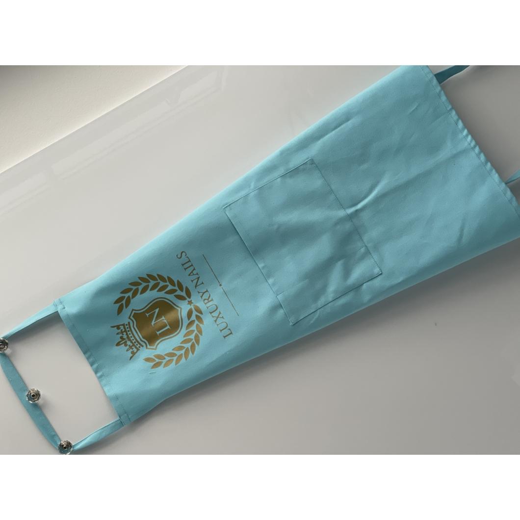 Luxury kötény - blue