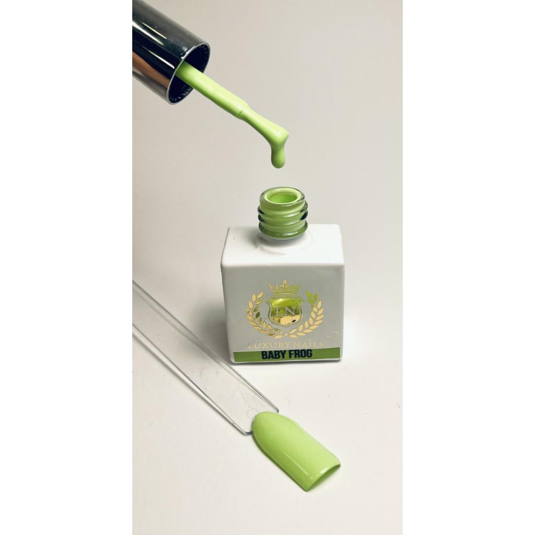 Luxury Gél Lakk 67 - Baby Frog 8ml